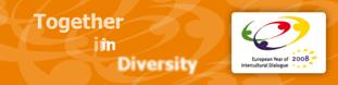 Together in Diversity - European Year of Intercultural Dialogue (2008)
